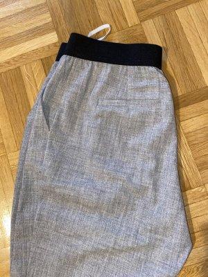 Primark Pantalón de pinza gris claro
