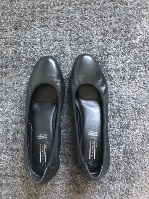 5th Avenue Loafers zwart Leer