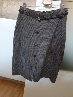H&M Pencil Skirt grey brown