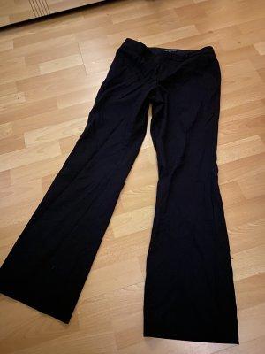Banana Republic Pantalon pattes d'éléphant noir
