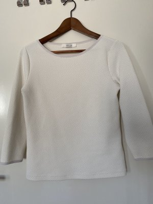 Business Shirt aus festem Waben-Stoff
