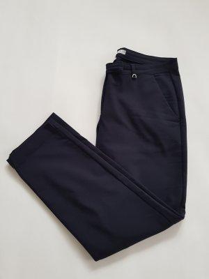 Comma Pantalone a 7/8 blu scuro