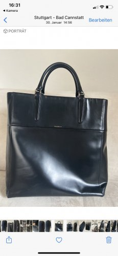 Coach Laptop bag black