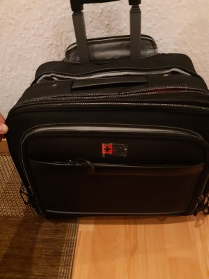 Swiss Doctor's Briefcase black