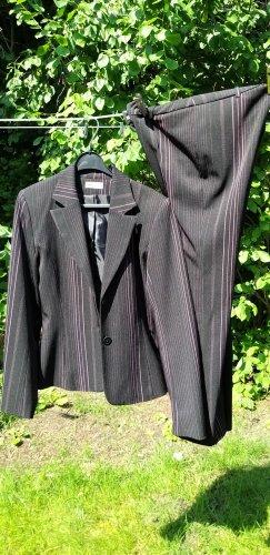 XNK Basic Traje de negocios negro-violeta