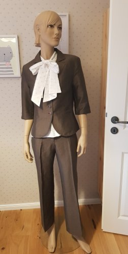 s.Oliver Business Suit brown