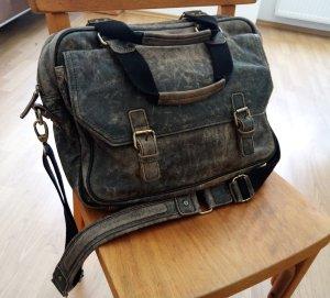 Businessbag / Umhängetasche von Wilson Leather