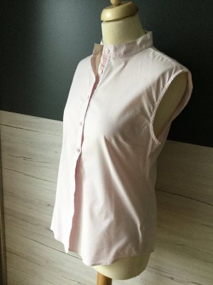 Ecoline Stockholm Stand-Up Collar Blouse multicolored cotton