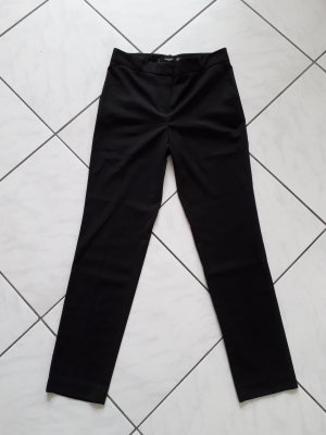 Mango Basics Pantalón de vestir negro