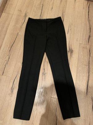 Hallhuber Pantalone jersey nero