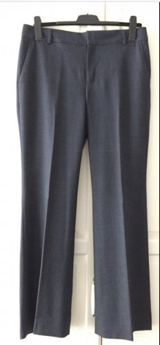 Banana Republic Pantalon en jersey bleu foncé-bleu azur