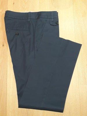 Edc Esprit Jersey Pants slate-gray cotton