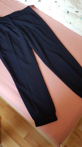 s.Oliver Black Label Pantalone bloomers blu scuro
