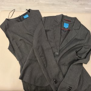 Cool Code Business Suit light grey-anthracite