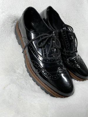 Rieker Budapest schoenen zwart