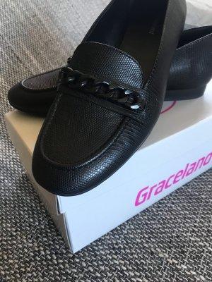 Deichmann Pantofola nero