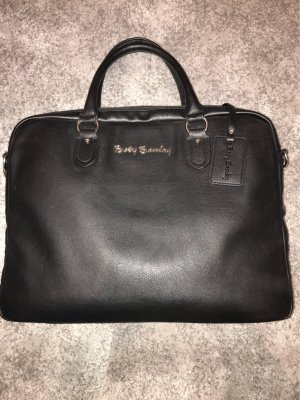 Betty Barclay Laptop bag black-silver-colored