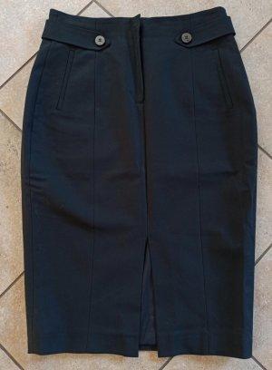 Spódnica w kształcie tulipana czarny