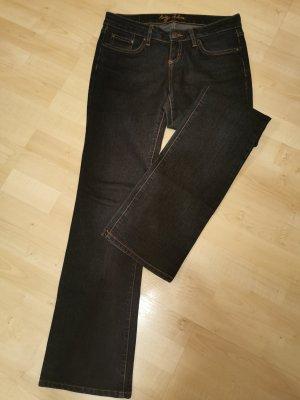 Big Blue Straight Leg Jeans dark blue