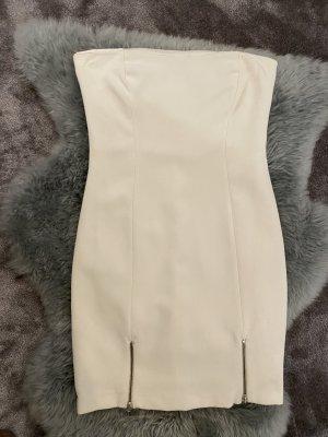 Bustier-Mini-Kleid