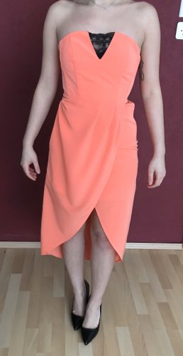 H&M Bustier Dress apricot