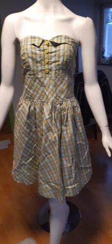 Dept Bustier Dress multicolored