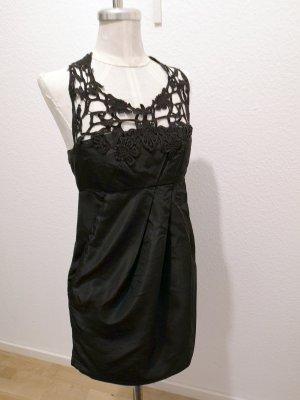 Zara Basic Robe bustier noir