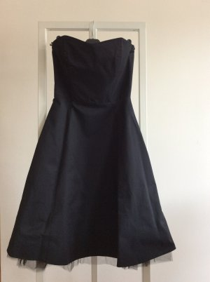 Fred Sun Petticoat Dress black cotton