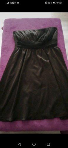 Gina Tricot Bustier Dress black