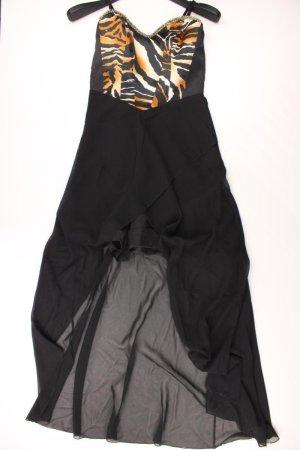 butik dayi Sukienka czarny Włókno octanowe