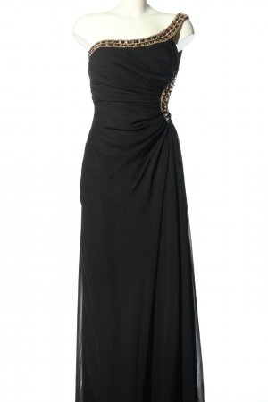 butik dayi One Shoulder Dress black elegant