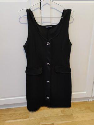 Button Down Mini Kleid von Zara