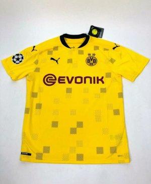 BVB Trikot Borussia Dortmund Turniertrikot 2020 2021 Neu mit Etikett