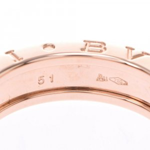 BVLGARI B-ZERO ring # 51