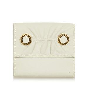 Bvlgari B.Zero1 Leather Small Wallet