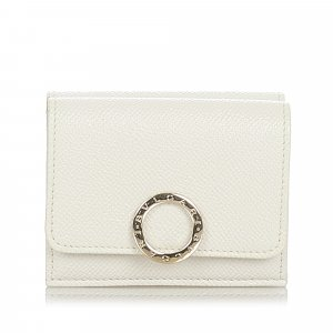 Bvlgari B.Zero1 Leather Wallet