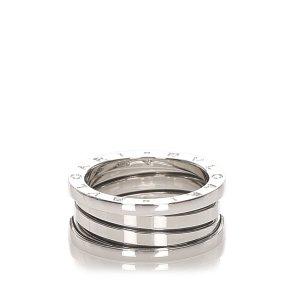Bulgari Ring gold-colored real gold