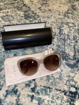 Bvlgari Owalne okulary przeciwsłoneczne Wielokolorowy