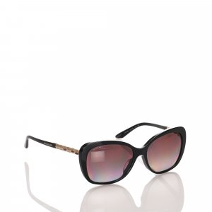 Bvlgari Cat Eye Tinted Sunglasses