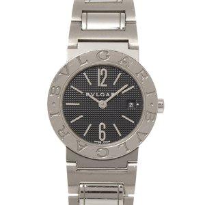 Bulgari Horloge zilver Edelstaal