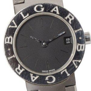 Bvlgari Diagono Stainless Steel Watch