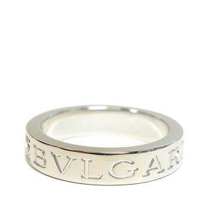 Bvlgari Diamond Logo Ring