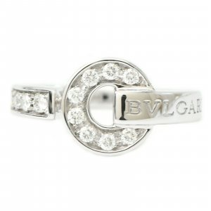 BVLGARI Diamond Ring