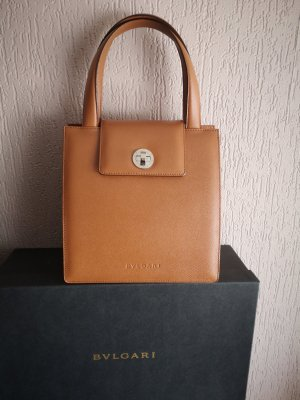 Bvlgari Handbag light brown