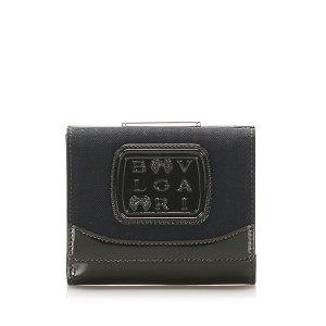 Bulgari Wallet black