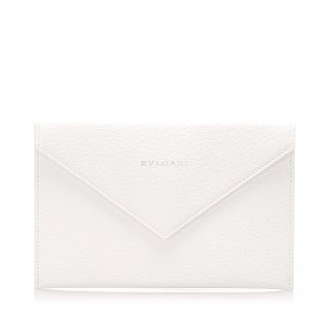 Bvlgari Leather Card Case