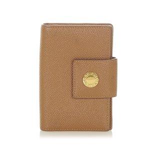 Bvlgari Leather Card Holder