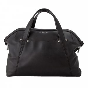 Bvlgari Leather Handbag