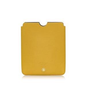 Bvlgari Leather iPad Case