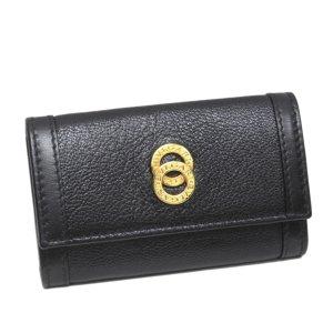 Bvlgari Leather Key Holder